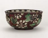 "view Food dish with chrysanthemum design, inscribed ""longevity"" digital asset number 1"