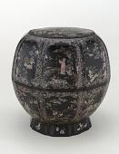 view Octagonal Box (<em>Ba jiao bang he</em>) digital asset number 1