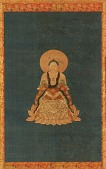 view Tapestry: a Dhyani Buddha digital asset number 1