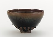 view Modern copy of northern black ware tea bowl of Cizhou type digital asset number 1