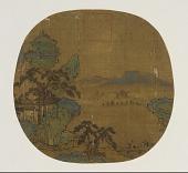 view Fan mounted as an album leaf digital asset number 1