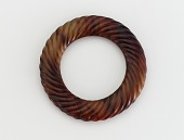 view Pendant in the form of a braided ring digital asset number 1