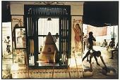 view Wrestlers Exercise at a Shiva Shrine, Banaras Arts, Calcutta, 1985 digital asset number 1