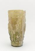 view Mold-blown mythological beaker digital asset number 1