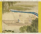 view Yinxiang, Prince Yi (1686–1730), Enjoying an Outing by Boat digital asset number 1