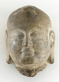 view Head of the disciple Ananda digital asset number 1