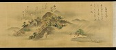 view Eight Views of Omi Province digital asset number 1