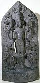 view Vishnu with Consorts digital asset number 1