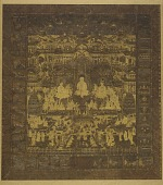 view The Paradise of the Buddha Amitabha (Amida) digital asset number 1