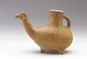 view Vessel with zoomorphic spout digital asset number 1