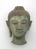 view Head of a Buddha digital asset number 1