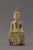 view The Buddha calling the earth to witness digital asset number 1