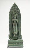 view Standing Buddha and tabernacle digital asset number 1