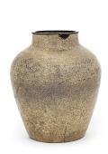 view Satsuma ware jar, White Satsuma type digital asset number 1