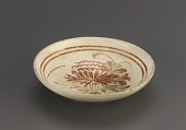 view Dish with enamel decoration digital asset number 1