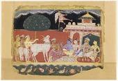 view Akrura Invites Krishna and Balarama to Mathura digital asset number 1