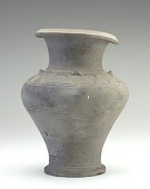 view Jar with applied, incised, and stamped decoration digital asset number 1