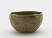 view Bowl with incised decoration digital asset number 1
