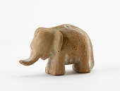 view Spirit house figure of an elephant digital asset number 1