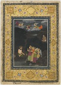 view Sultan Ibrahim ibn Adham of Balkh visited by angels digital asset number 1
