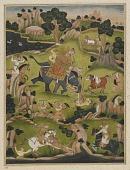 view Shah Jahan hunting digital asset number 1