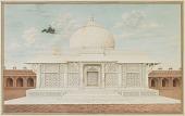 view Tomb of Shaikh Salim Chisti, at Fathpur Sikri digital asset number 1
