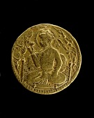 view Coin (mohur) of Jahangir digital asset number 1