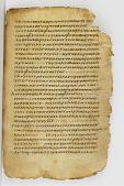 view Washington Manuscript III - The Four Gospels (Codex Washingtonensis) digital asset number 1