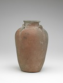 view Jar with four ornamental lugs, incised and impressed decoration digital asset number 1