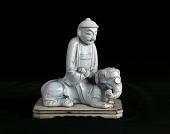 view Figure of Puxian (Samantabhadra) digital asset number 1
