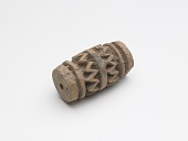 view Bead, cylinder stamp, roller digital asset number 1