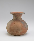 view Jar with incised decoration, for drinking water digital asset number 1