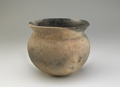 view Pot with round bottom and short everted rim digital asset number 1