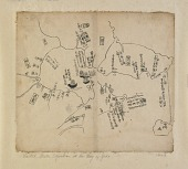 view Untitled (The U. S. Squadron at the Bay of Edo During the First Expedition of Commodore Matthew C. Perry to Japan) digital asset number 1