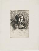 view Portrait of Whistler digital asset number 1
