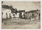 view Liverdun. One of the Twelve Etchings from Nature digital asset number 1