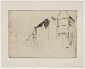 view Sketch of Houses digital asset number 1