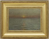 view The Sea: Sunset digital asset number 1