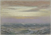 view The Sea: Evening digital asset number 1
