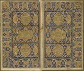view Folio from a <i>Khamsa</i> (Quintet) by Amir Khusraw Dihlavi (d.1325) digital asset number 1