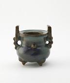 view Jun ware incense burner digital asset number 1