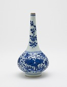 view Bottle-shaped vase, one of a pair with F1982.19 digital asset number 1