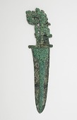 view Dagger-axe (<i>ge</i>) with dragons digital asset number 1