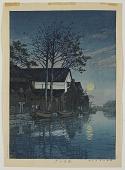 view Lake in Moonlight digital asset number 1