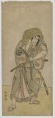 view Kabuki actor Nakamura Nakazo I as a Samurai in Disguise digital asset number 1