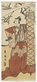view Kabuki Actor Matsumoto Komazo III digital asset number 1