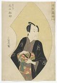 view Actor-Fan Competition: Onoe Matsusuke II as Genzaburo digital asset number 1