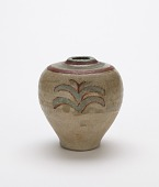 view Jar with enamels added later digital asset number 1
