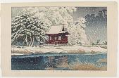 view Inokashira in Snow digital asset number 1