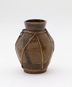 view Jar with rattan harness digital asset number 1